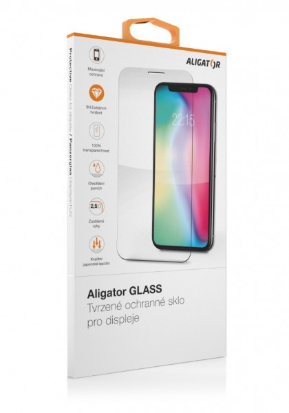 Ochranné tvrzené sklo ALIGATOR pro Vivo Y33s/Y21