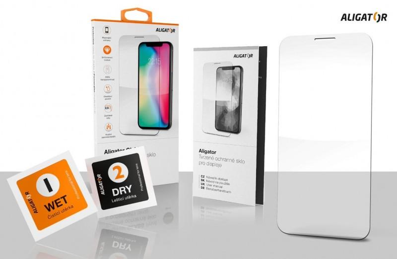 Ochranné tvrzené sklo ALIGATOR ULTRA pro Apple iPhone 13 mini