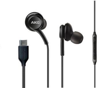 Stylová sluchátka Samsung EO-IC100BBE, Type C Stereo HF, černá (Bulk)