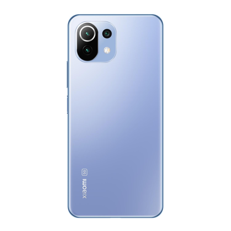 Xiaomi Mi 11 lite 5G NE modrá 6.55 FHD+/90HZ/S778G/6GB/128GB/DualSIM/64+8+5/4250mAh
