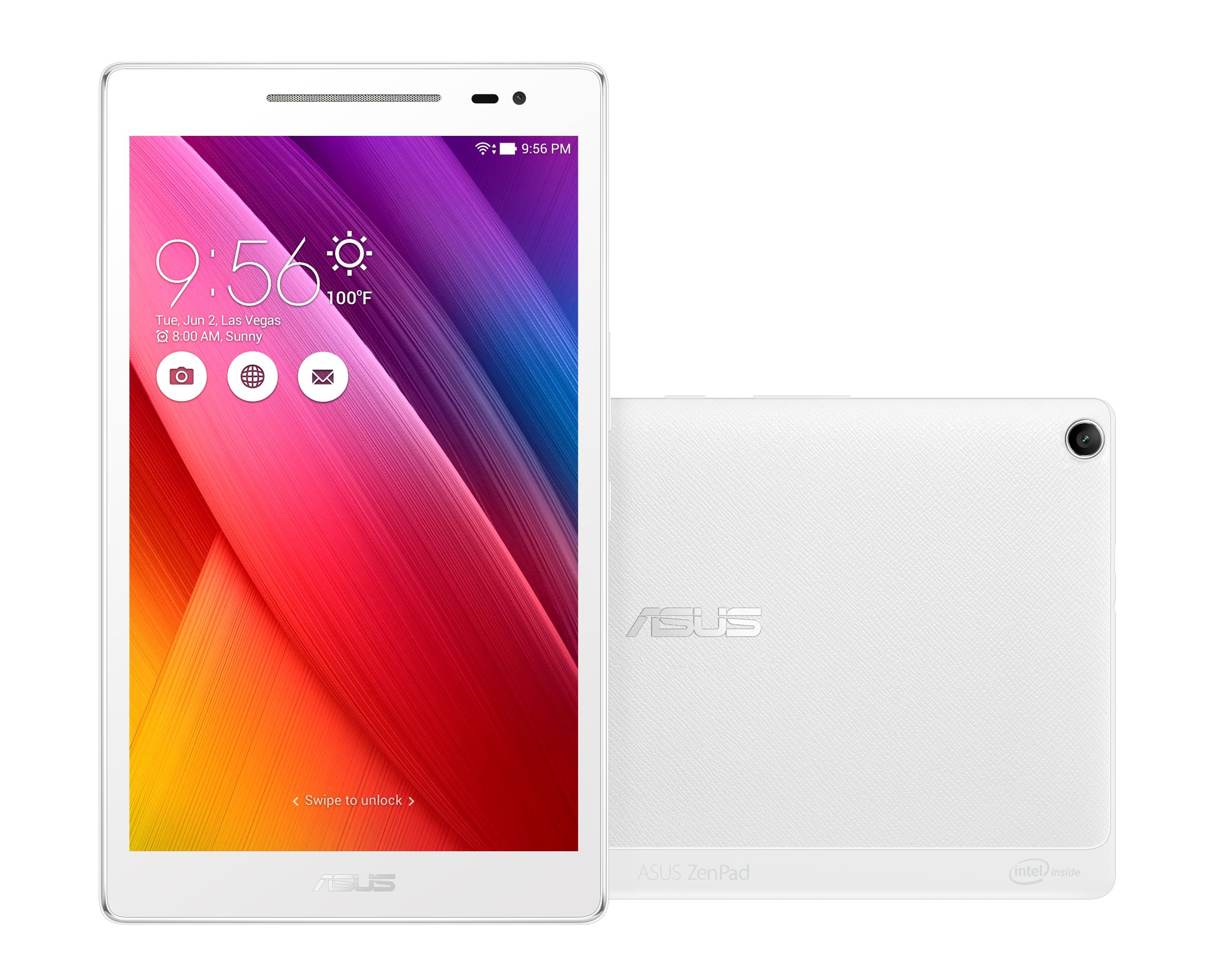 ASUS Zenpad 8 (Z380C-1B051A) White