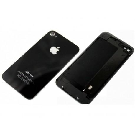 Apple iPhone 4 Zadný Kryt Čierny