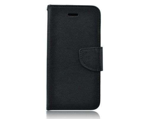Fancy Diary flipové pouzdro na mobil Nokia 230 černé