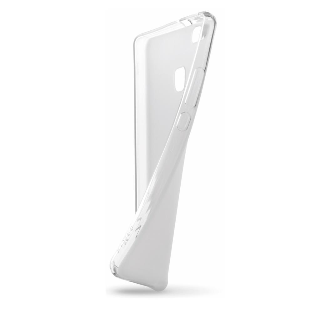 Silikónové puzdro FIXED pre Doogee X5 MAX, bezfarebné