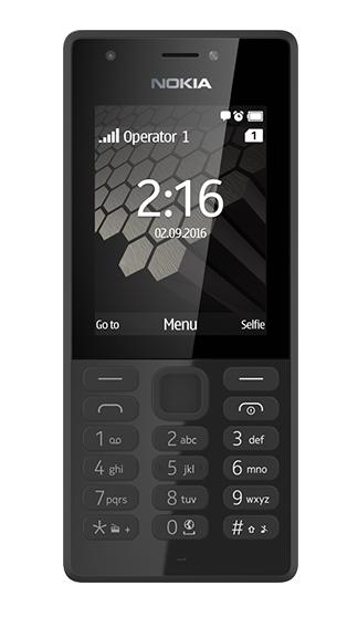 Mobilní telefon Nokia 216 Dual SIM Black