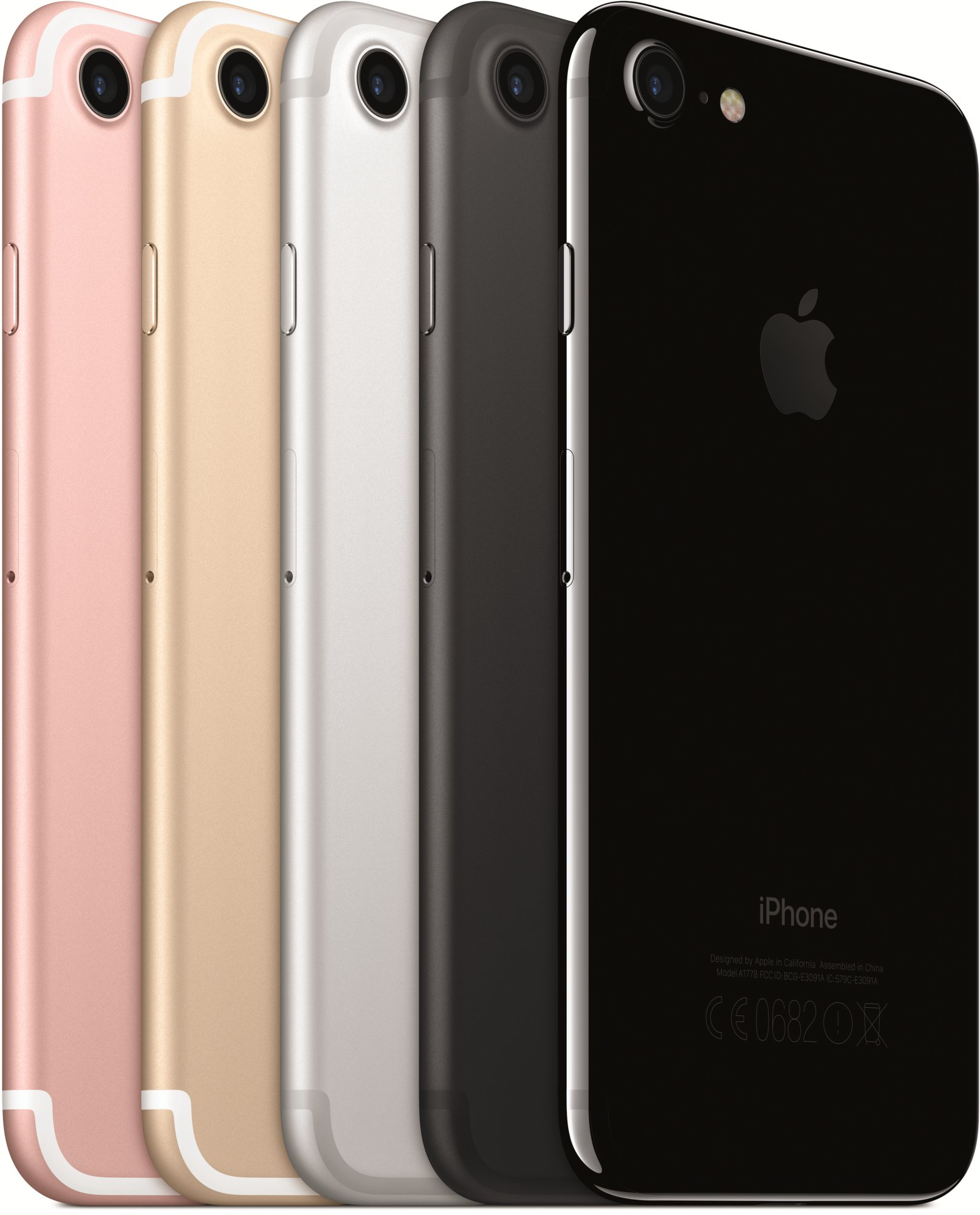 smartphone iPhone 7