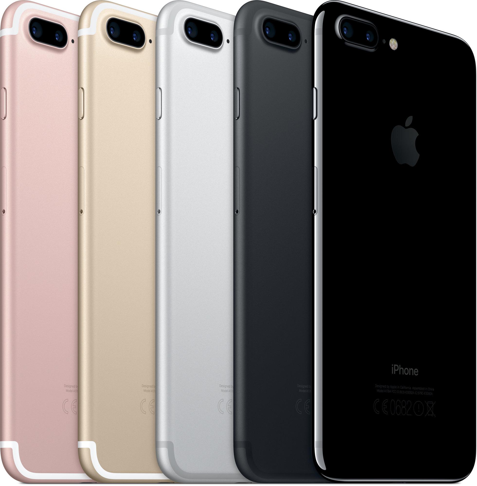 smartphone iPhone 7 Plus