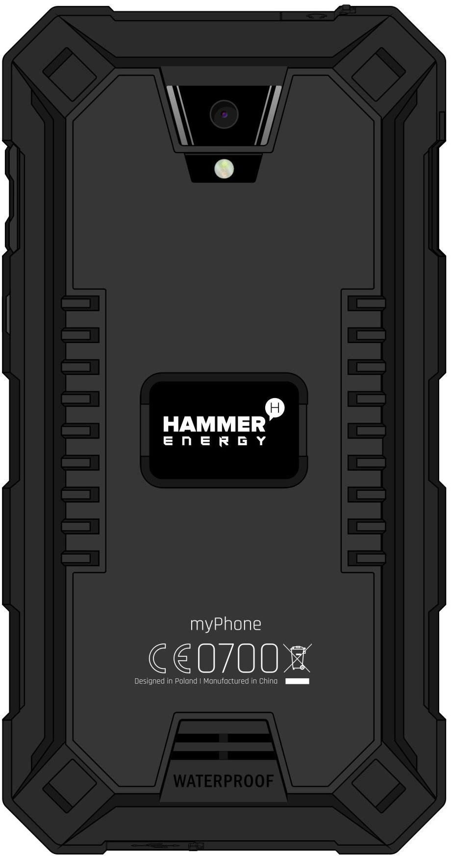chytrý telefon myPhone Hammer Energy