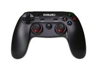 Bezdrôtový gamepad EVOLVEO Fighter F1, pre PC, PlayStation 3, Android box / smartphone