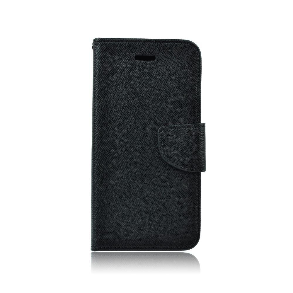 Flipové puzdro Fancy Diary Xiaomi Redmi Note 4, čierne
