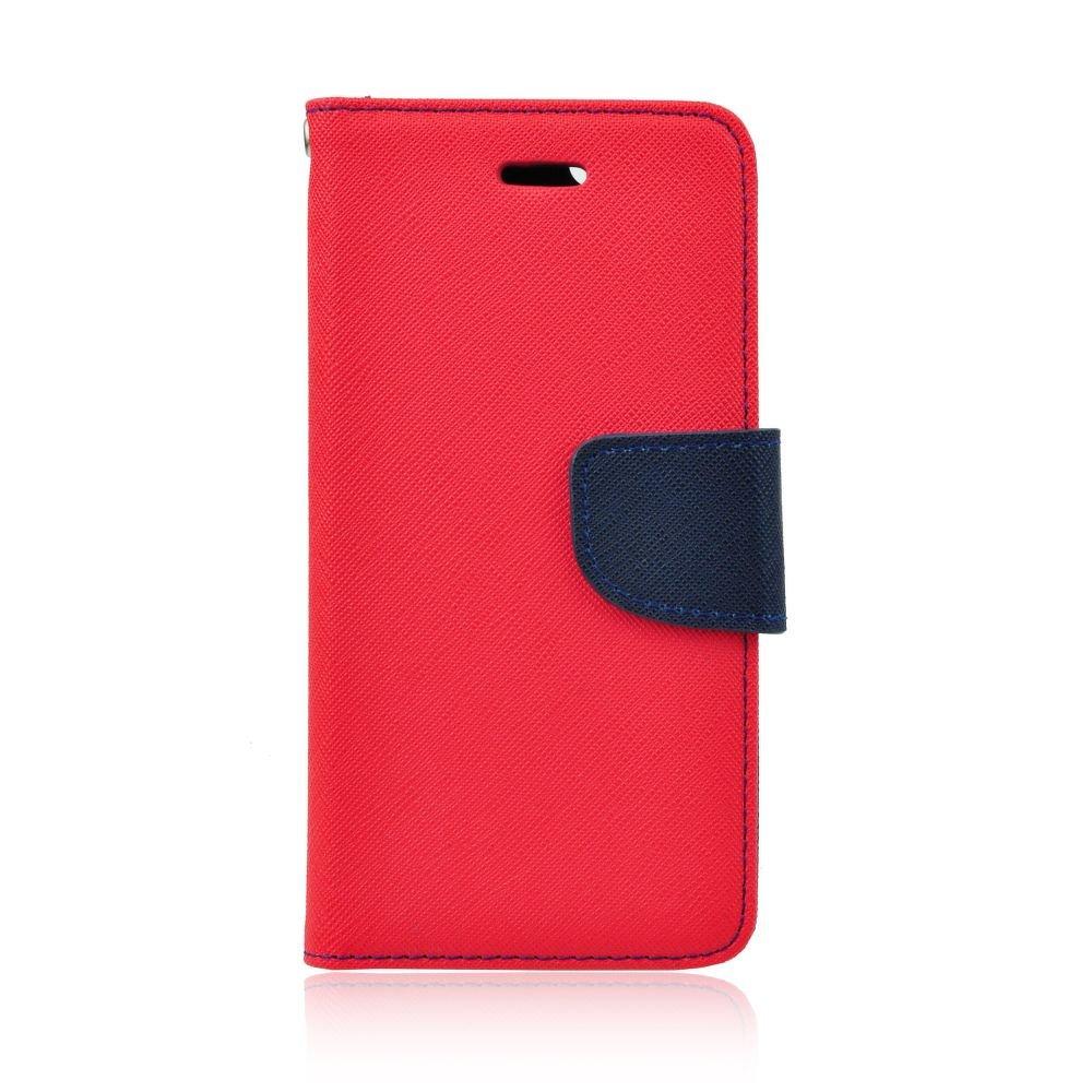 Fancy Diary flipové puzdro Huawei P10 Lite červené / modré