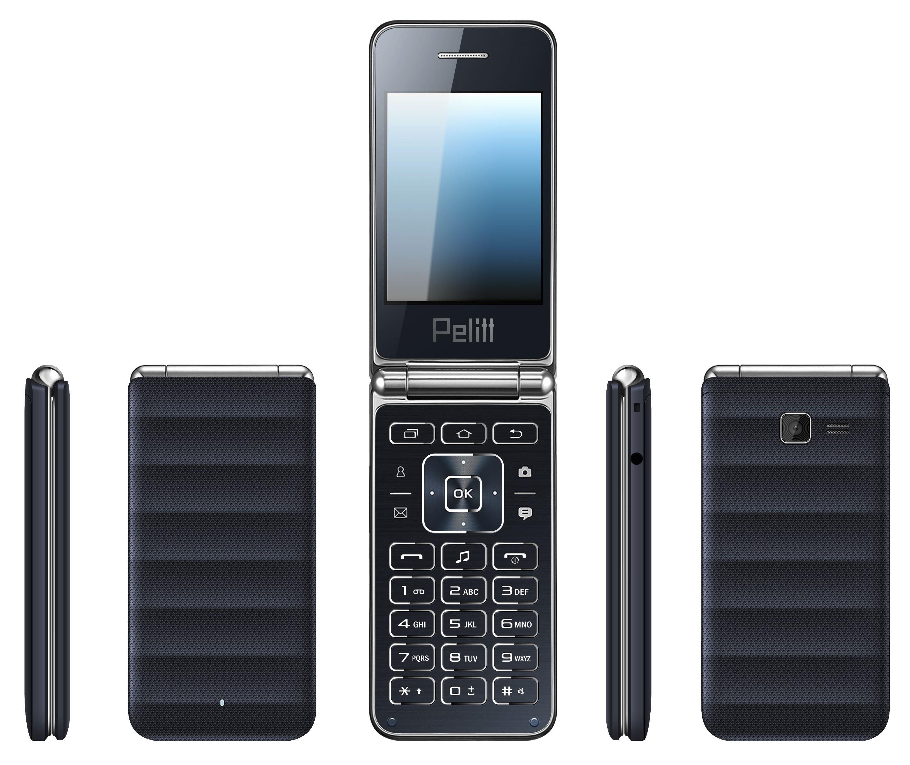Tlačítkový telefon Pelitt Flex