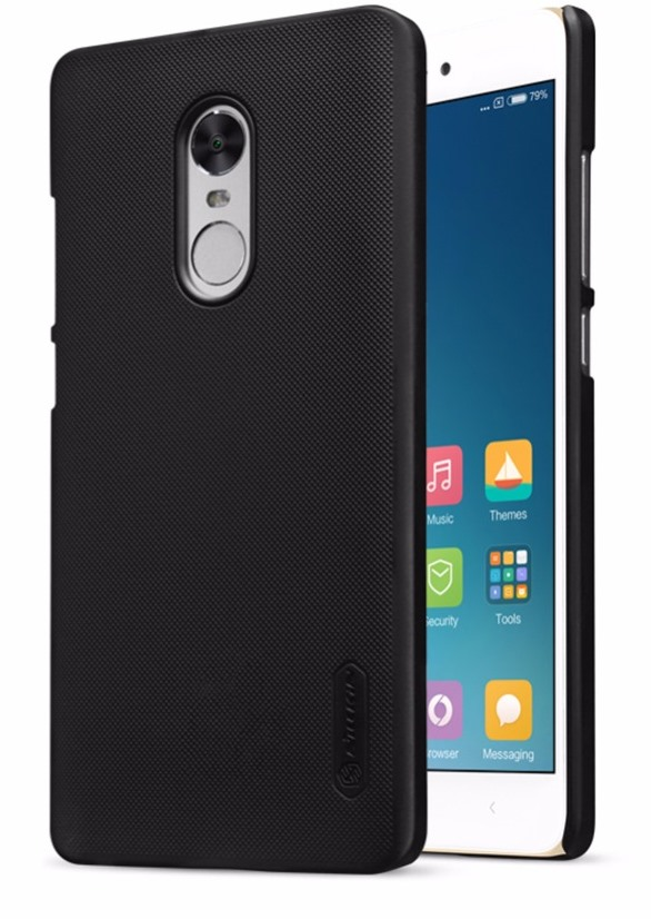 Zadní kryt Nillkin Super Frosted pro Xiaomi Redmi 4X, Black