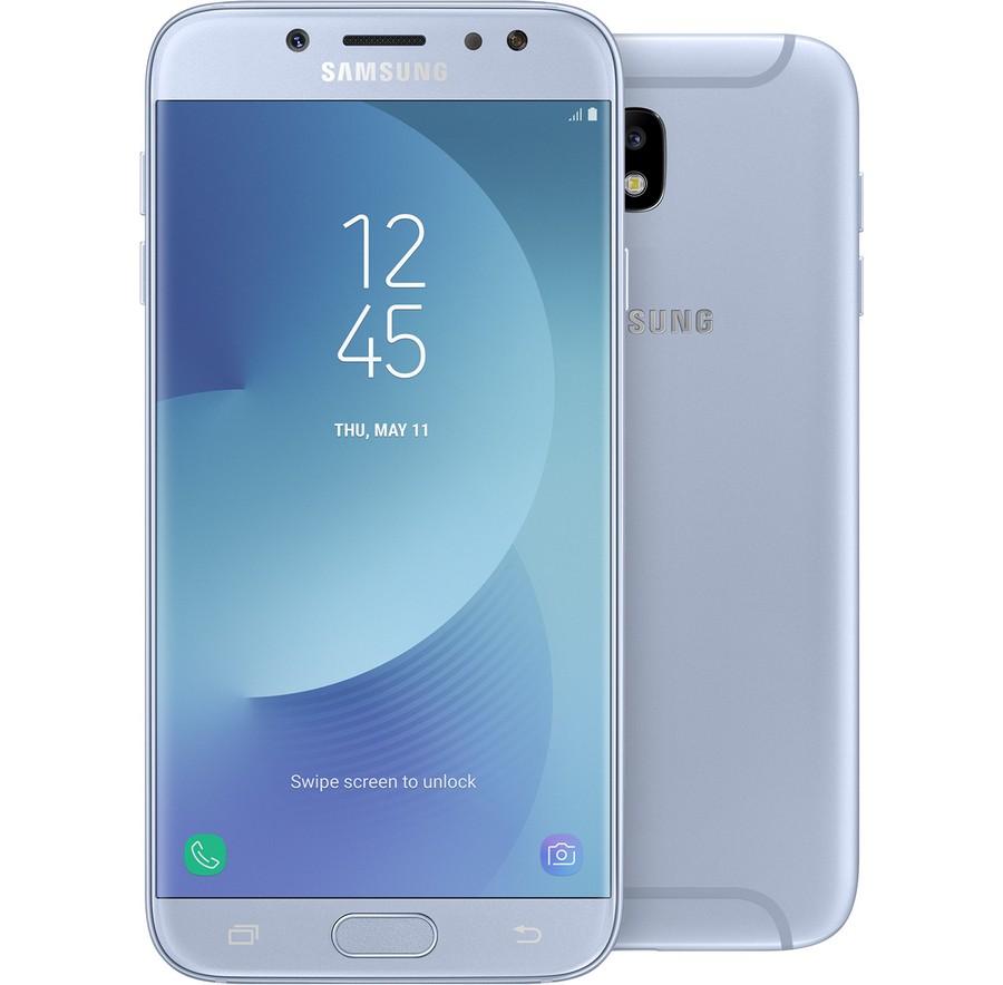 Chytrý telefon Samsung Galaxy J5 2017 SM-J530 Silver Blue