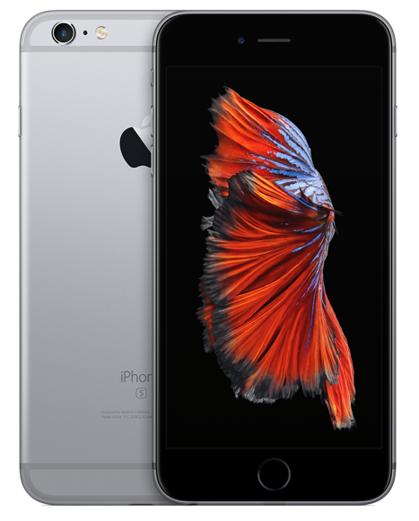 Apple iPhone 6S Plus 32GB v šedé barvě