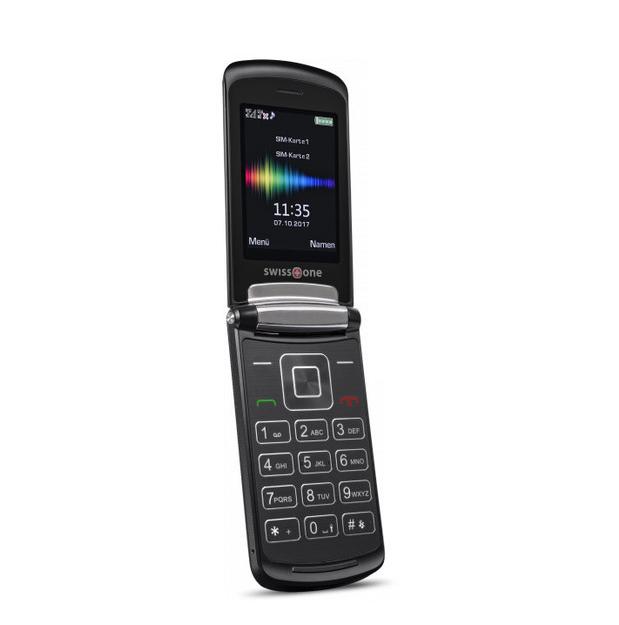 Mobilní telefon Swisstone SC 710
