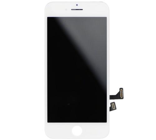 LCD display + dotyková deska pro Apple iPhone 7, white (OEM-AAA)