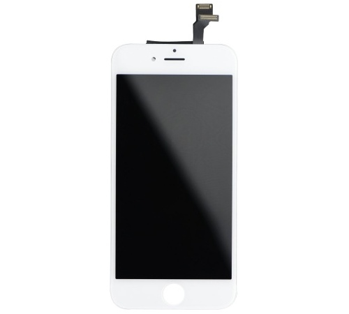 LCD + dotyková deska pro Apple iPhone 6, white OEM