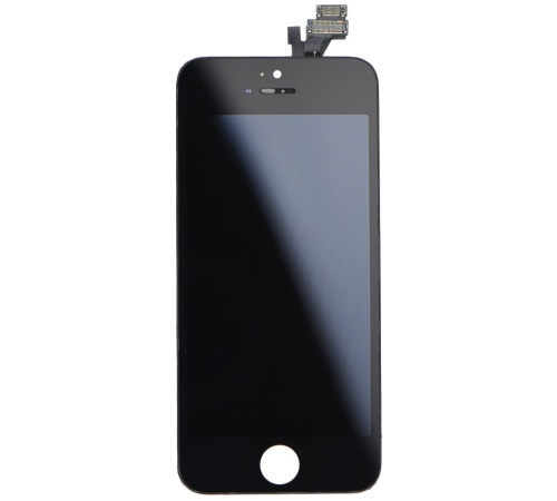 LCD display + dotyk pro Apple iPhone 5S, black (OEM-AAA)