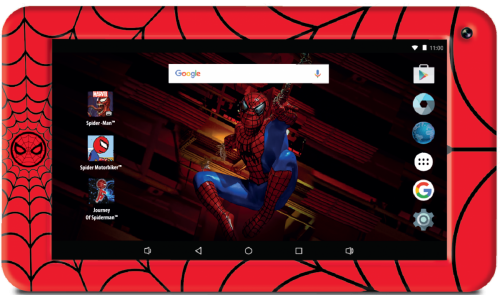 Tablet eSTAR Beauty HD 7 WiFi Spider Man