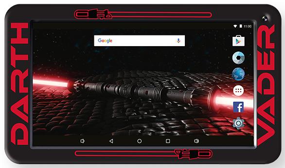 Tablet eSTAR Beauty HD 7 WiFi Star Wars