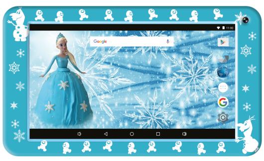 Tablet eSTAR Beauty HD 7 WiFi Frozen