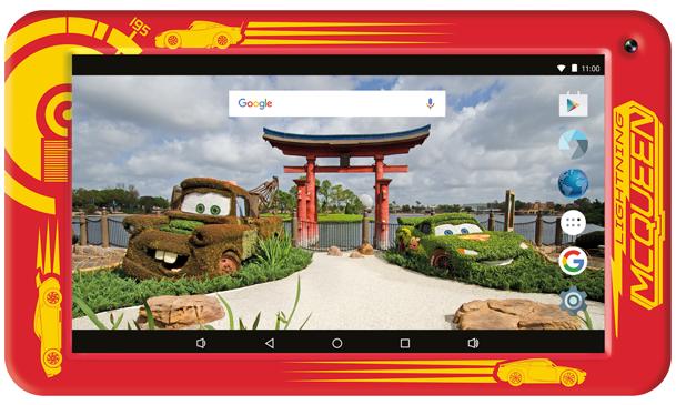 Tablet eSTAR Beauty HD 7 WiFi Cars