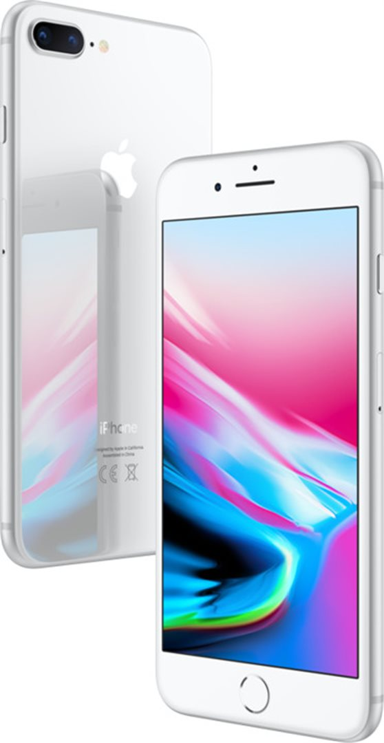 Mobilní telefon Apple iPhone 8 Plus 64GB Silver