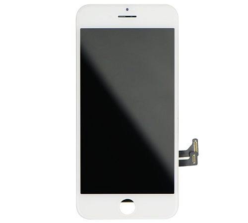 "LCD + dotyková jednotka pro Apple iPhone 8 4.7"", white (OEM-AAA)"