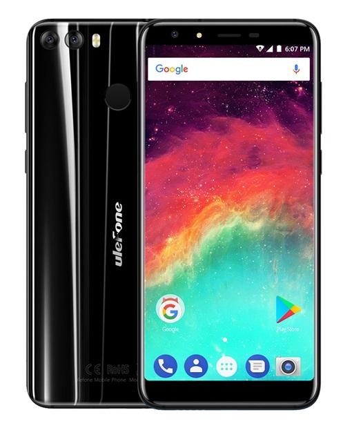 Mobilní telefon UleFone MIX 2 Black