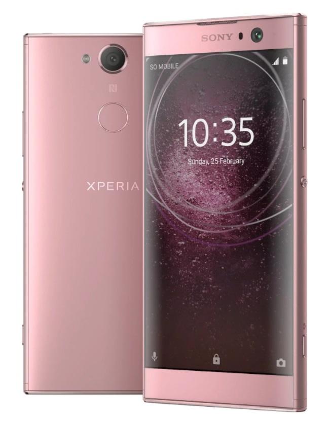 Mobilní telefon Sony Xperia XA2 H4113 SM12 Dual SIM Pink