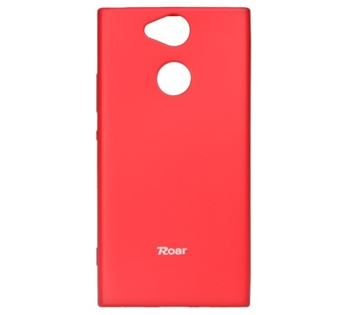 Pouzdro Roar Colorful Jelly Case pro Sony Xperia XA2 (H4113), tmavě růžová