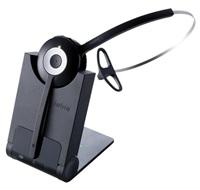 Jabra PRO 920 mono bezdrátová náhlavní souprava black