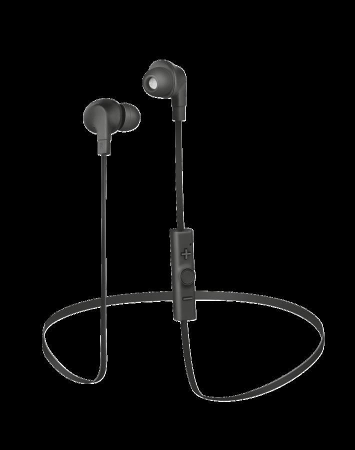 TRUST URBAN Cantus BT Wireless Earphones black