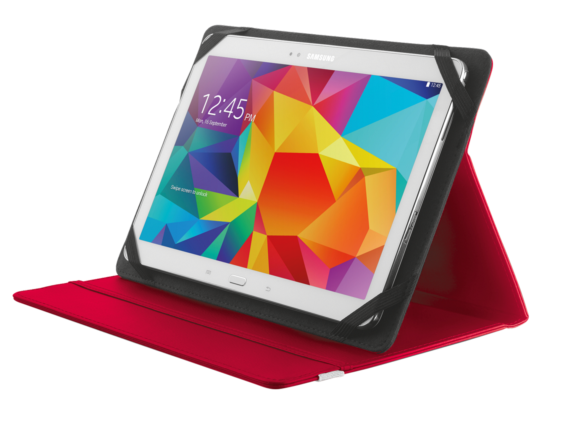 "TRUST Primo Folio pouzdro na tablet 10"" red"