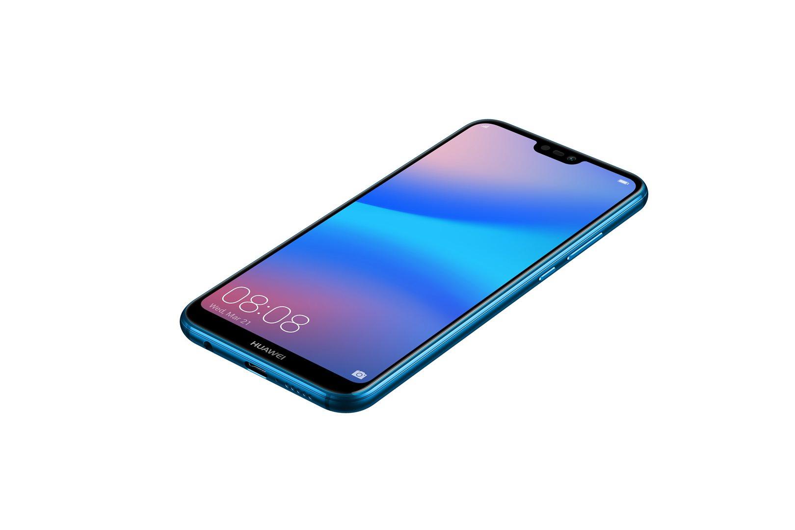 Dotykový telefon Huawei P20 Lite DualSIM