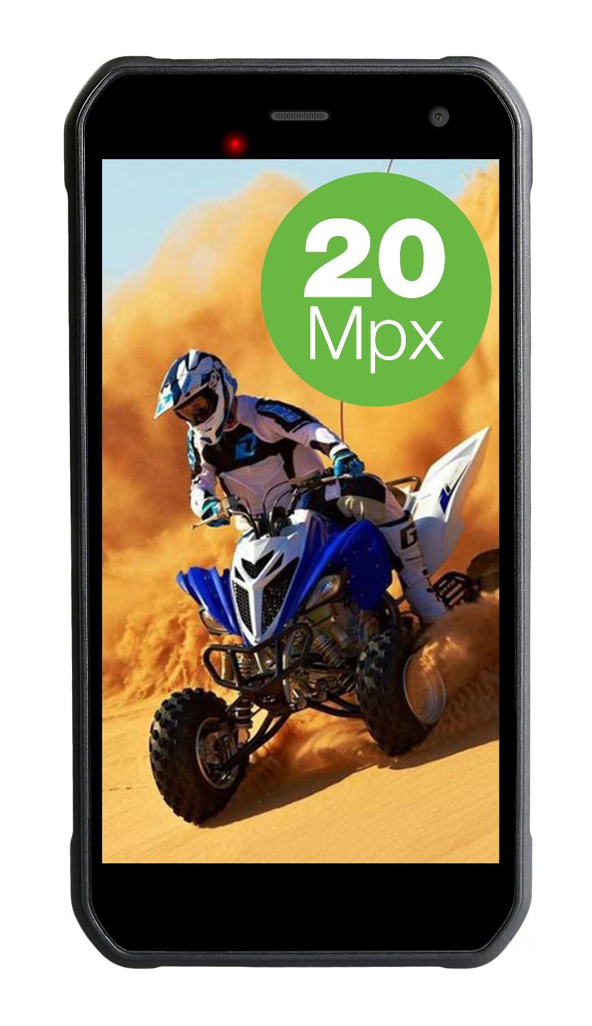 Mobilní telefon EVOLVEO StrongPhone G8