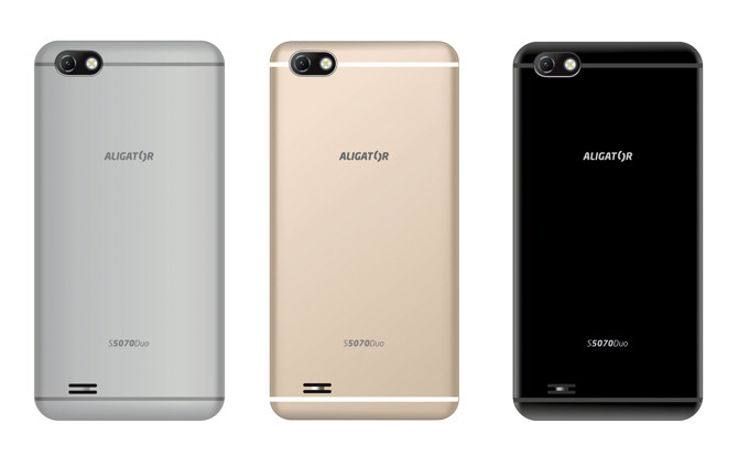 Dotykový telefon Aligator S5070