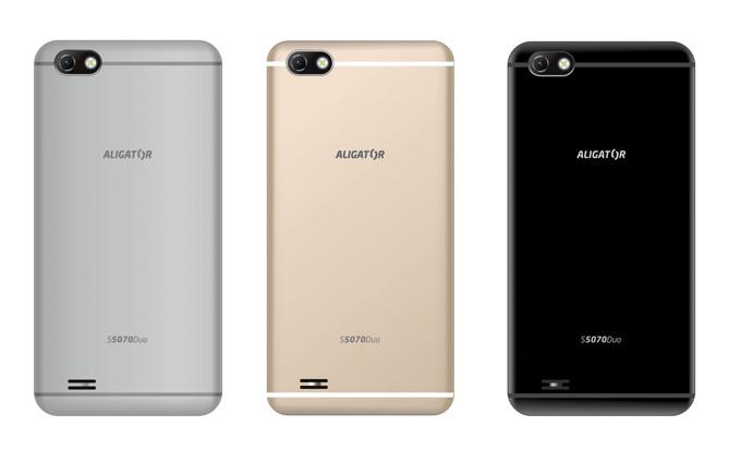 Stylový telefon Aligator S5070