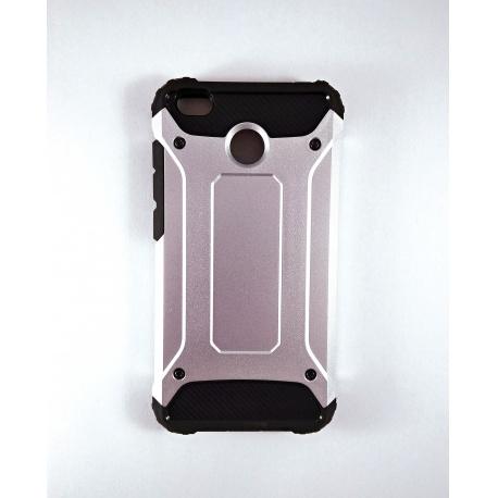 Zadní odolný kryt Armory pro Xiaomi Redmi 4X, silver