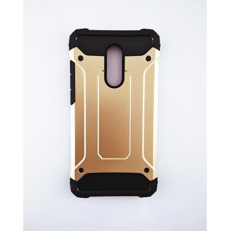 Zadní odolný kryt Armory pro Xiaomi Redmi Note 4, gold