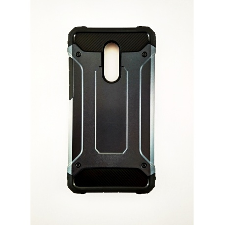 Zadní odolný kryt Armory pro Xiaomi Redmi Note 4, Steel Blue