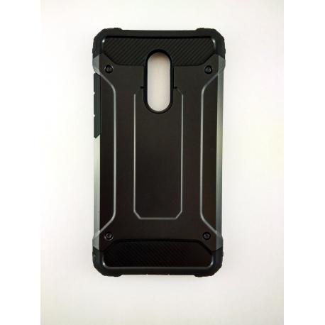 Zadní odolný kryt Armory pro Xiaomi Redmi Note 4, Black