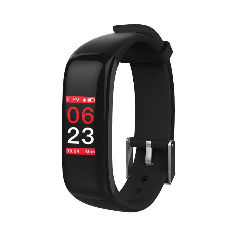 Smart náramek CARENO U7 FIT+ s měřením krevního tlaku