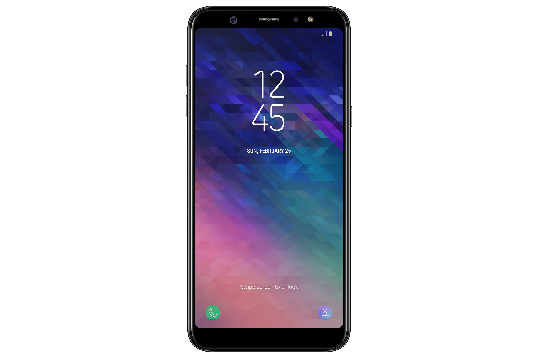Dotykový telefon Samsung Galaxy A6+