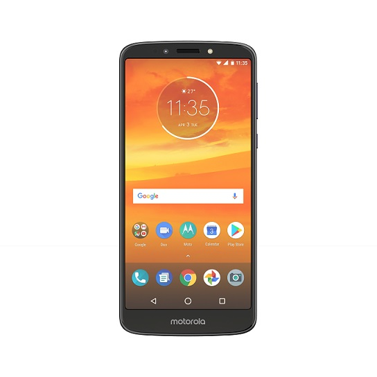 Chytrý telefon Motorola Moto E5 Plus