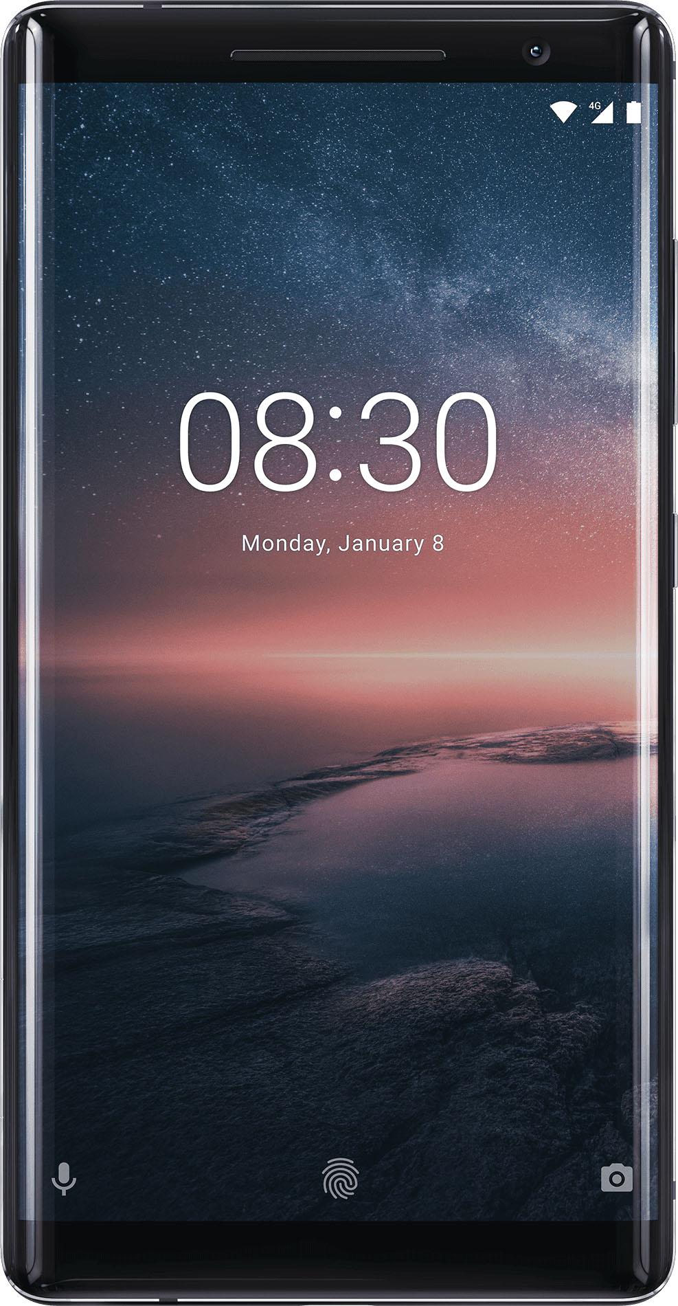 Dotykový telefon Nokia 8 Sirroco