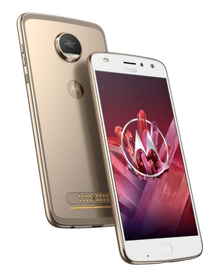 Chytrý telefon Motorola Moto Z2 Play