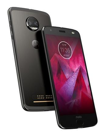 Chytrý telefon Motorola Moto Z2 Force