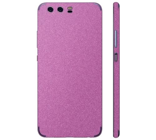 Ochranná fólia 3 mastných kyselín Fery pre Huawei P10, ružová matná